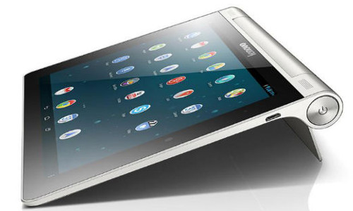 Lenovo's Yoga 8 And Yoga 10 Tablets Launched In India