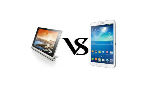 Lenovo Yoga Tablet 8 vs Samsung Galaxy Tab 3 311: The Big Difference