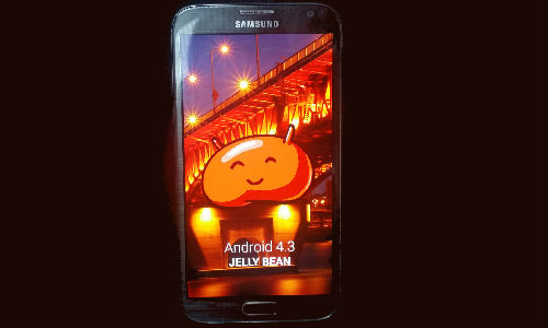 Android 4.3 Jelly Bean Update for Samsung Galaxy Note 2 Leaks