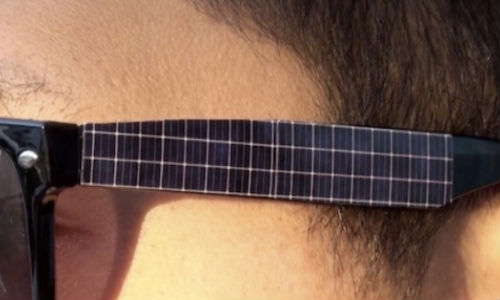 Solar Panel Sunglasses Will Soon Charge Your Mobile Phones