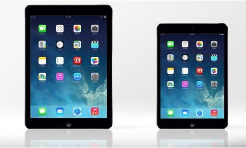 Apple iPad Air Vs iPad Mini With Retina Display: How Do They Differ?
