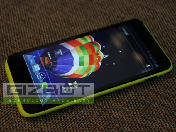Panasonic P11 Hands on Review: A Well Designed Mid Range Smartphone