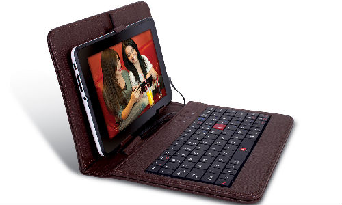 iBall TabKey K6 Cover With Keyboard For 7-inch Tablet Launched