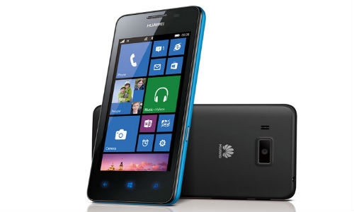 Huawei Ascend W2 With Windows Phone 8 Launched