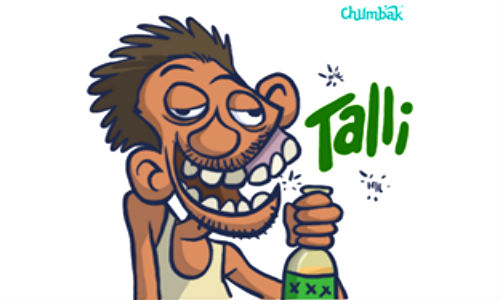 Facebook Launches Desi Chumbak Stickers for Its Messenger [Pictures]