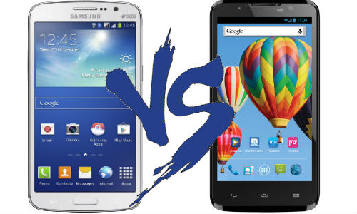 Samsung Galaxy Grand 2 Vs Karbonn Titanium S7 [Specs Comparison]