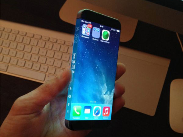 iPhone 6 New Concept Flaunts Full Wraparound Display