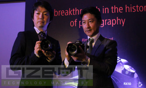 Sony Launches Alpha 7, 7R and RX10 in India: Price Start At Rs 84,990