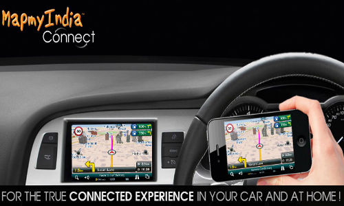 MapmyIndia Introduces Connect Wireless Screen Mirroring Device