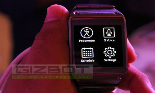 Samsung Rolls Out Update for Galaxy Gear to Enhance Battery Life