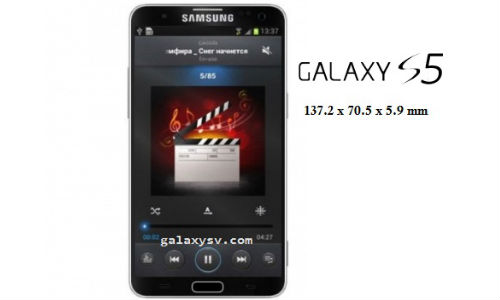 Samsung Galaxy S5 to Enter Mass Production in January 2014