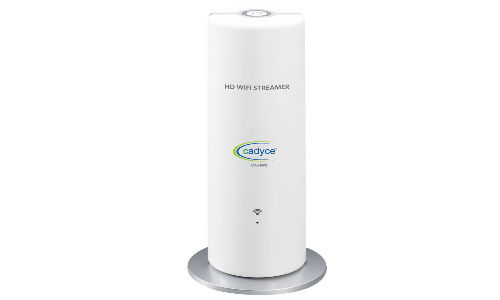 Cadyce Launches HD Wi-Fi Streamer CA-HW At Rs 9,750