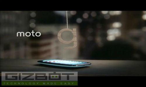 Motorola Moto G Scheduled For India Launch in Early January 2014