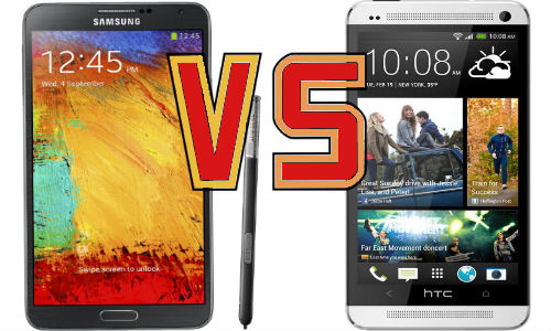 HTC One Max vs Samsung Galaxy Note 3: Which Will Come Second?