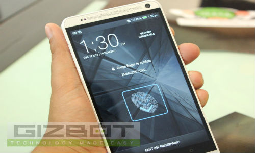 Exclusive: HTC One Max Dual SIM Variant To Be Launched Soon in India
