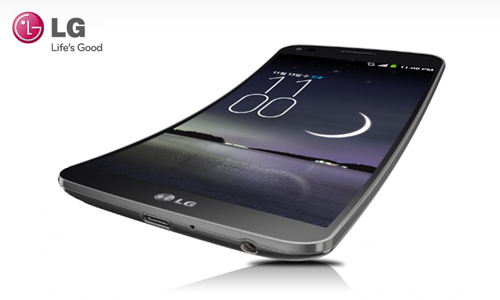 LG G Flex Global Roll-Out Begins This Week