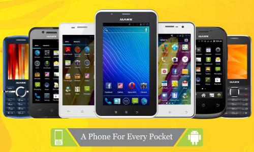 Kapil Sibal Launches Maxx MX100 Leader Phone With 4,400 mAh Battery