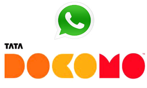 WhatsApp Ties-up With Tata Docomo To Offer Data Packs For Messaging