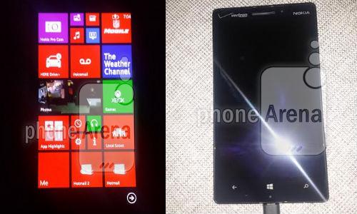 Nokia Lumia 929 Leaked Online Revealing 32 GB Internal Memory