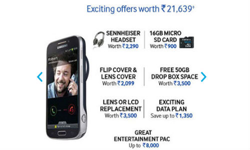 Samsung Galaxy S4 Zoom Special Offer: Get Freebies Worth Rs 21,639