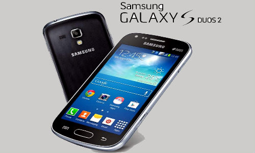 Samsung Galaxy S Duos 2 With 10 Indian Languages Support ...