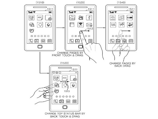 Samsung Transparent Displays With Front And Back Touchscreen In Works
