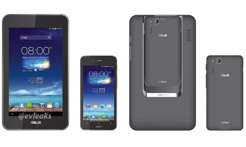 Asus PadFone Mini Leaks Ahead of Announcement Next Week