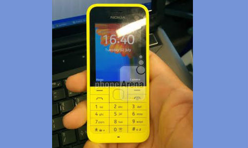 Nokia R: 2.4 Inch Feature Phone Shown in Leaked Image