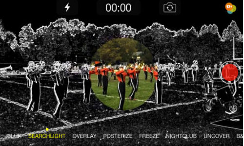 Spotliter App For iOS Lets You Add Effects To Videos While Recording