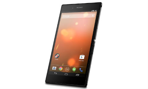 Sony Z Ultra Google Play Edition Released on Google Play Store