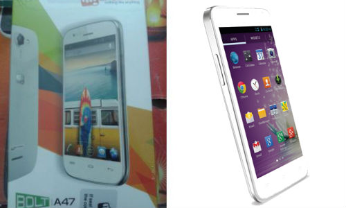 Micromax Canvas Blaze MT500 and Bolt A47 Smartphone Now Available