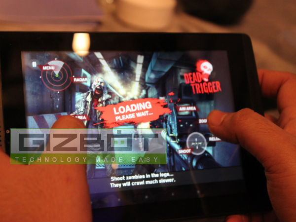Xolo Play Tegra Note Hands on: First Impression