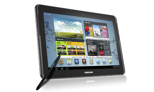 Samsung's 10.5 Inch Slate With AMOLED Display To Be Unveiled in Januar
