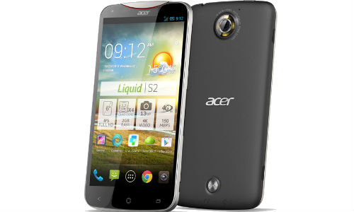 Acer Liquid S2 Capable of Shooting 4K Video Released