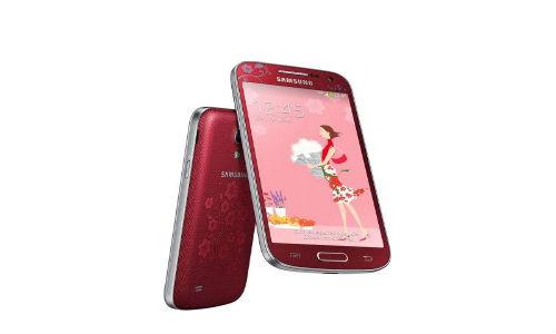 Samsung Galaxy S4 Mini La Fleur Edition Goes Official