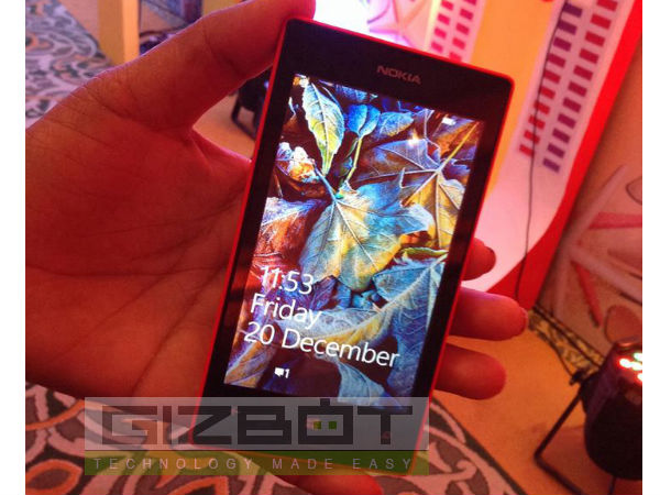 Nokia Lumia 525 Hands On: First Look