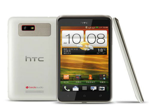 HTC Desire 400 Unveiled: 4.3 Inch Android Smartphone Has Dual SIM