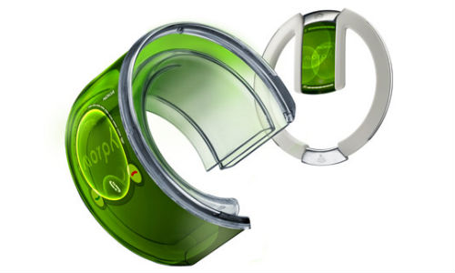 Nokia Smart Watch With Kinetic and Morph Wearable Technology Hinted