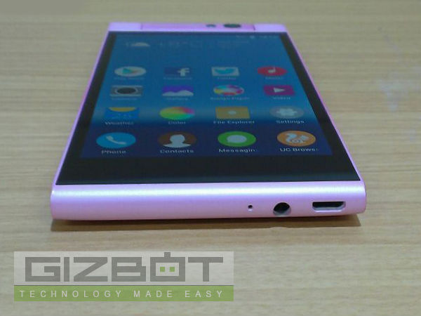our gionee elife e7 mini price in india and specifications the biggest issue