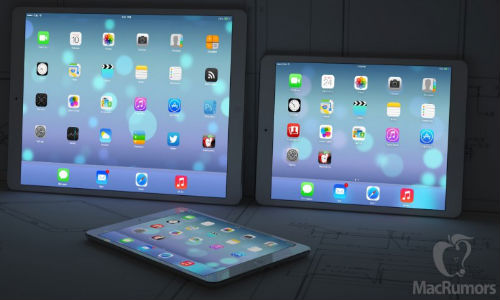 Apple Working On A 12.9 Inch iPad for 2014 Release