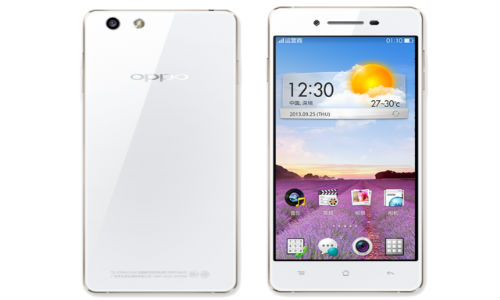 Oppo R1 Officially Launched Featuring 8MP Camera with F2.0 Aperture