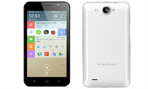OptimaSmart OPS-80D Android Smartphone Launched in India At Rs 9,999