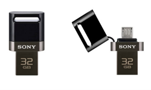 Sony Dual Connector USB Drive for Smartphones and Tablets Launched