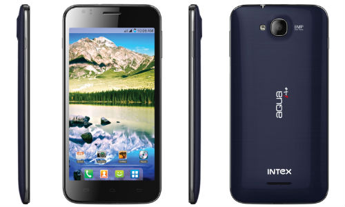 Intex Aqua i4 Plus: 5 Inch Android Smartphone Launched at Rs 7,600