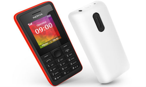 Nokia 106 Now Available Online at Rs 1,530