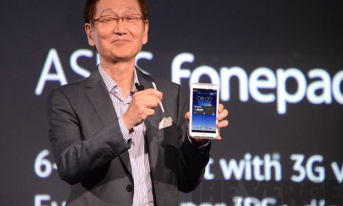Asus To Unveil New Range of Smartphones at CES 2014 ?