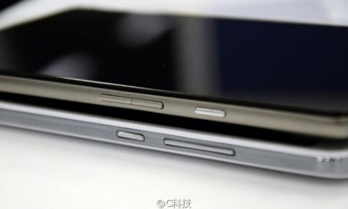Huawei Ascend Mate 2 Images Leaked Online Hinting a Slimmer Metal Body