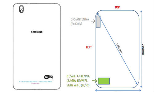 Samsung Galaxy Tab Pro 8.4 Leaked: To Unveil at MWC, 2014
