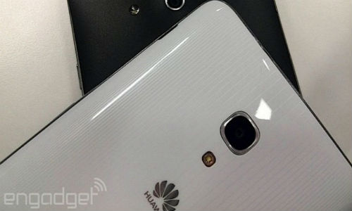 Huawei Ascend Mate 2: Leaked Pictures Suggest 720p HD Display and More