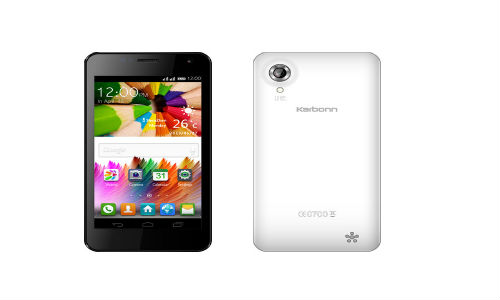 Karbonn Titanium S4: 4.7 Inch HD AMOLED Smartphone Listed Online